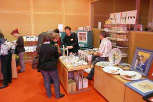 Des stands du salon de lyon 2009 - Salon porcelaine lyon ...